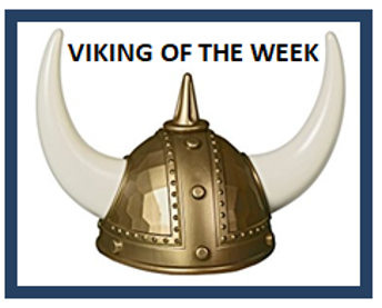 Vikings of the Week