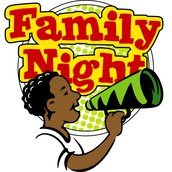 Family Night Event-- November 14, 2016-7:00pm-8:30pm-: KP Commons