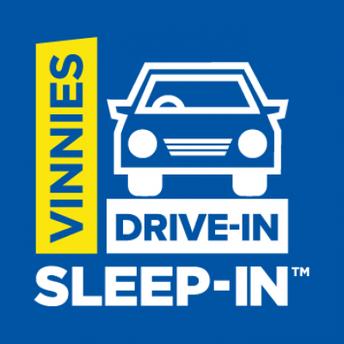 2019 Vinnies Drive-in, Sleep-In - 18 October