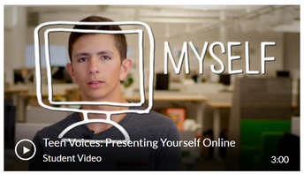 Featured Lesson of the WEEK: Who are you ONLINE?