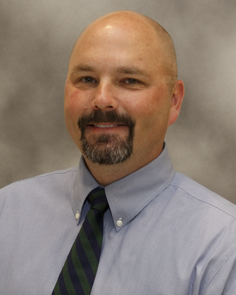 Dr. Greg Mathison, Principal at Marquette HS in the Rockwood School District is the 2019 Jim L. King Missouri High School Principal of the Year