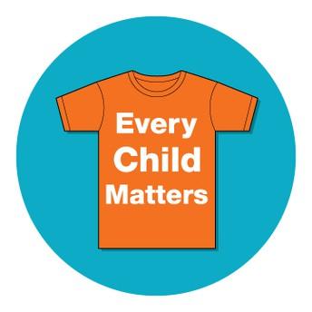 Orange Shirt Day - September 30th
