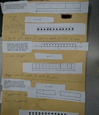 Solving Math Problems Different Ways