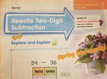 Math: Lesson 6