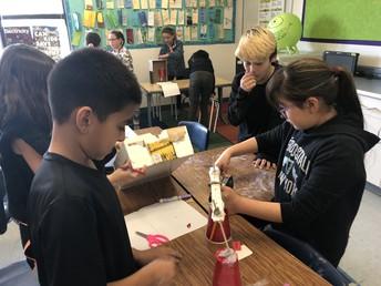4th grade Seismograph Project