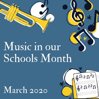 Music In Our Schools Month