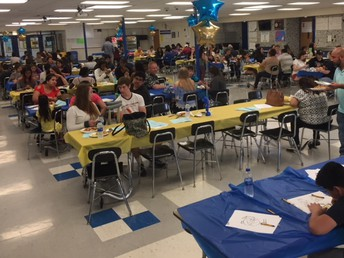 AVID End of the year Banquet