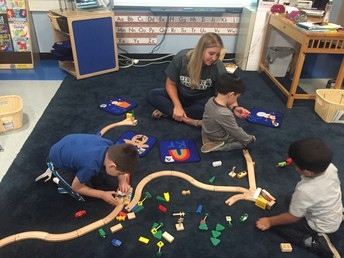 Big fun in Pre-K