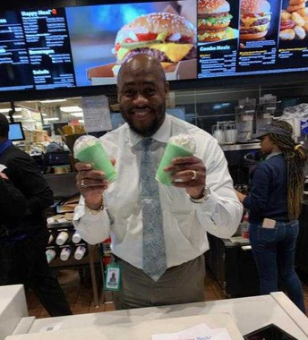 VO Staff Member at McDonald's Night
