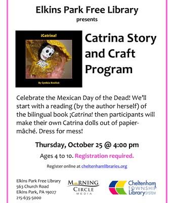 Catrina Story & Craft Program