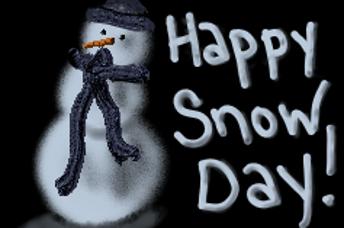 Happy Snow Days!