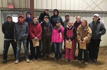 General Livestock at OSU-ATI Invitational