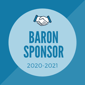 Thank you - Baron Sponsors!