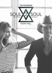 2 Tickets to see Tim McGraw & Faith Hill