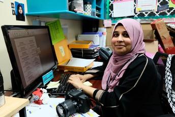 Sr. Syeda - Supervisor