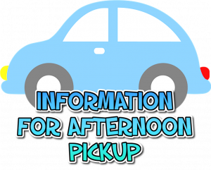 NEW DISMISSAL PROCEDURE: Daily ride changes, Appointments, and Emergencies