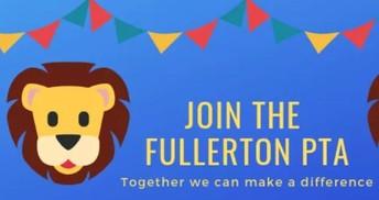 The Fullerton PTA Need YOU!