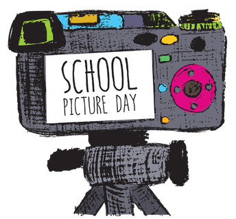 Say Cheese!  Picture Days, 9/19 & 9/20