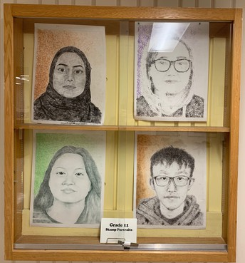 Stamp Portraits