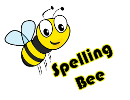 3rd-5th Grade Spelling Bee - Registration Due January 9th