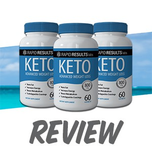 Rapid Results Keto - Fast & Safe Weight Loss? | Losing weight with Rapid Results Keto
