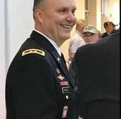 Major General John Cardwell