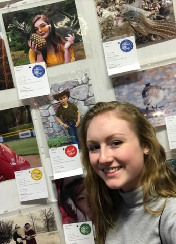 Student Photographer at PA Farm Show