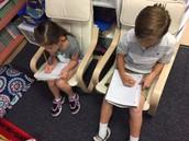 1st Grade Writers' Workshop