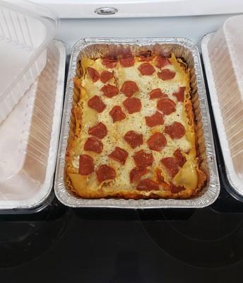 Lasagna Event ~ April 9th