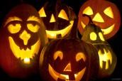 Halloween at C.P.E.