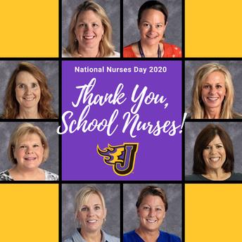 Celebrate our School Nurses!
