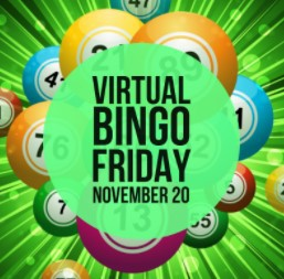 Virtual Bingo this Friday