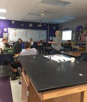 Mrs. Beisell's Physical Science Class