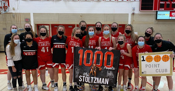 Bri Stoltzman Joined the 1,000 point Club