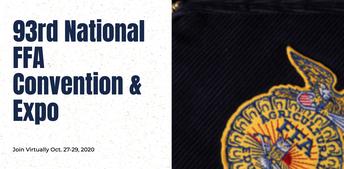 2020 National FFA Convention Goes Virtual