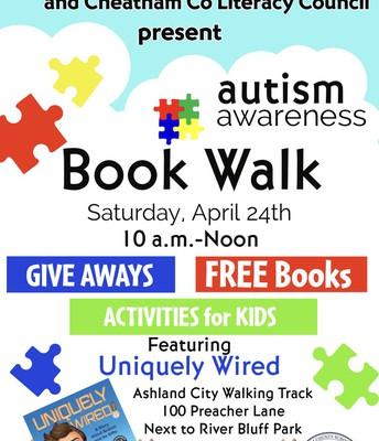 Autism Awareness Walk!