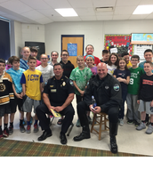 Thank you to the Tyngsborough Police Department!