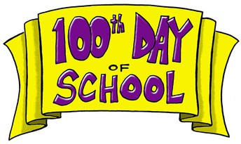 100 Days of School!