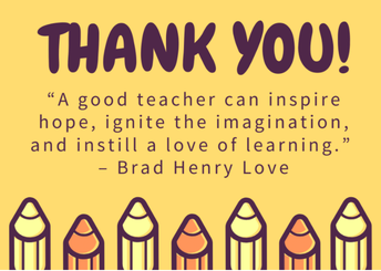 Note From Principal Graham
