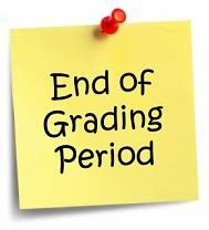 Grading Period Dates for 2nd Semester