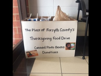 Food Drive - ONE DAY LEFT!