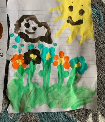Anaya A., Grade 4