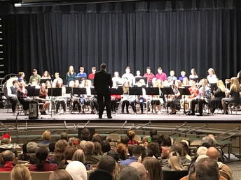 7th & 8th GRADE WINTER BAND CONCERT