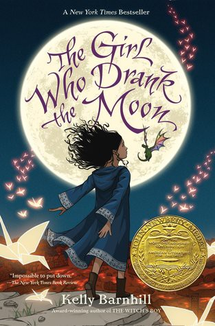 Girl Who Drank the Moon by Kelly Barnhill