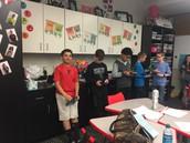 5th Grade Music Presentation