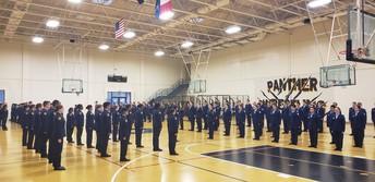 Klein Oak Junior ROTC Program