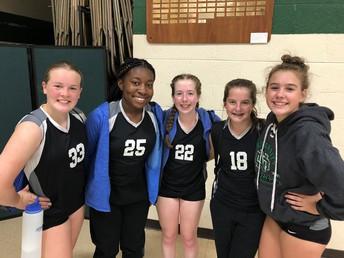 Varsity Volleyball!