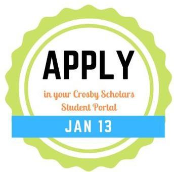 Mommie J Scholarship Opens Jan 13!