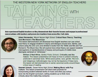 WNYNET - Talking with Teachers