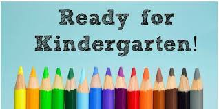 Getting Ready for Kindergarten     Preparación para el Kinder